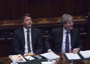 Le strategie di Renzi e Gentiloni