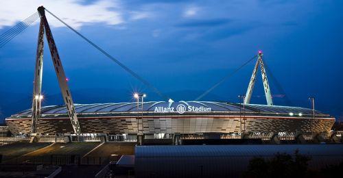 Un Allianz Stadium Per La Juve