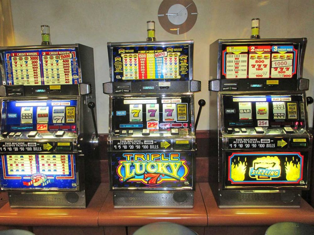 Fisco e slot machine