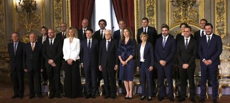 Risultati immagini per governo italiano attuale