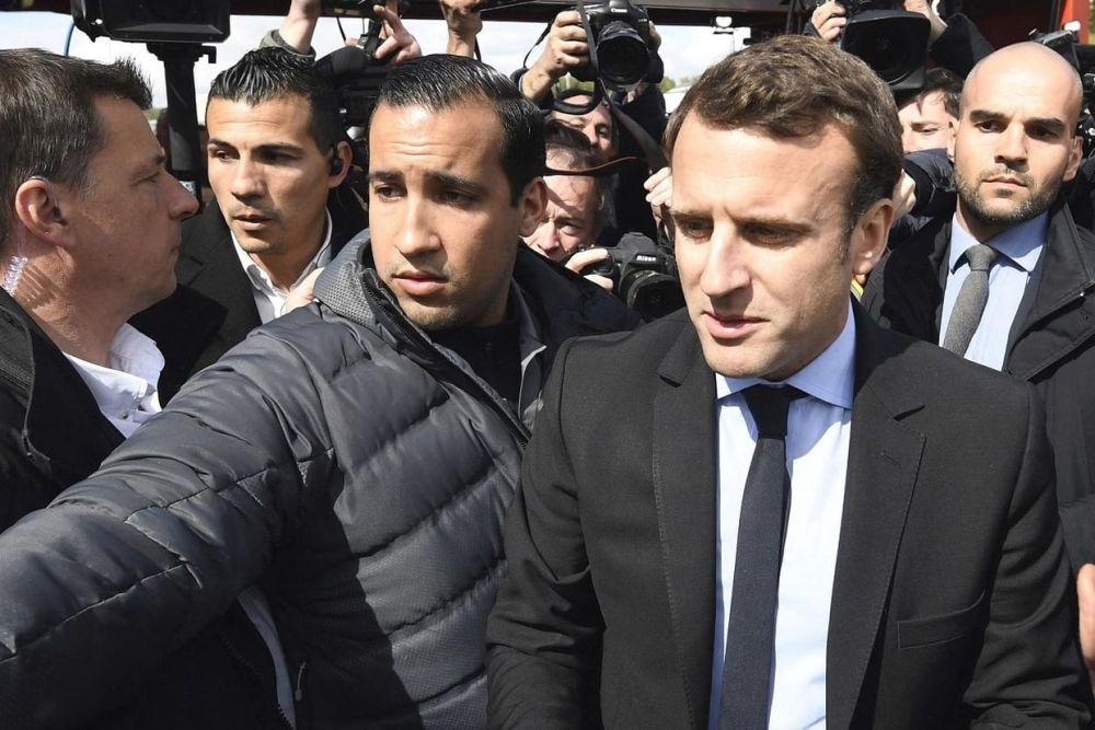 Francia, arrestato il collaboratore di Macron - ItaliaOggi.it