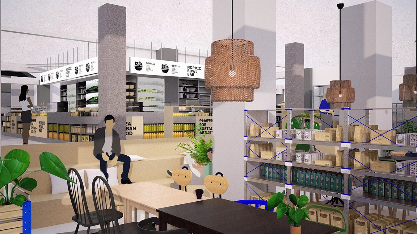 Aprir il 6 maggio la prima ikea nel cuore di parigi for Grandi magazzini mobili