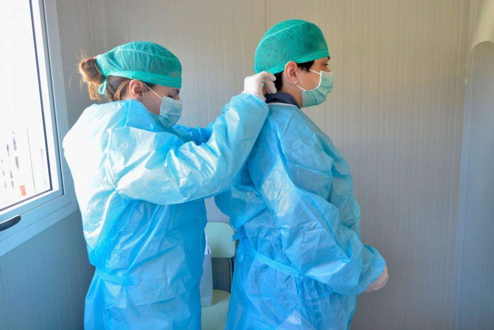 Coronavirus: calano i malati ma tornano a salire le terapie intensive -  ItaliaOggi.it