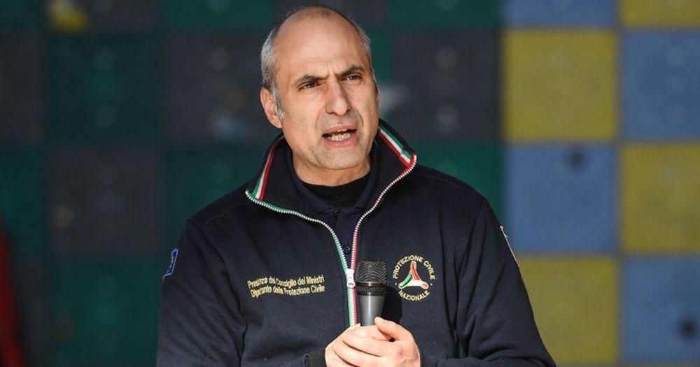 Protezione civile, dopo Borrelli torna Fabrizio Curcio - ItaliaOggi.it