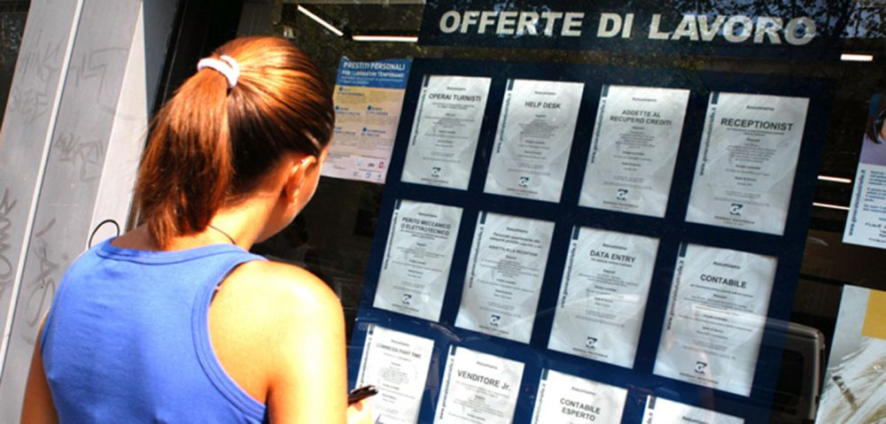 Ci Sono 600mila Posti Di Lavoro Scoperti Italiaoggi It