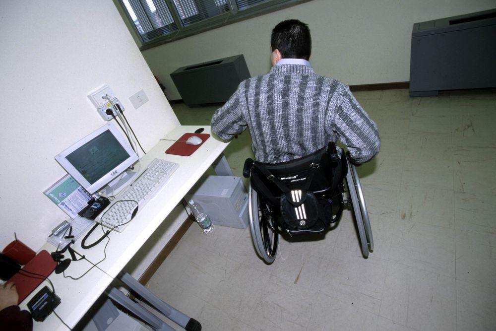 Al Lavoro Solo Un Terzo Delle Persone Disabili Italiaoggi It
