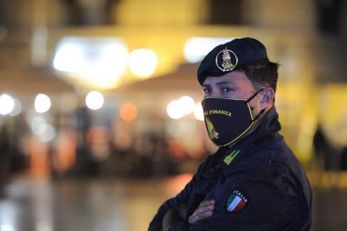 Blitz della Guardia di finanza sui conti esteri degli italiani